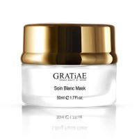 Soin Blanc Brightening Mask | The mask contains natural mineral ingredients which have been compounded together through use of tec..